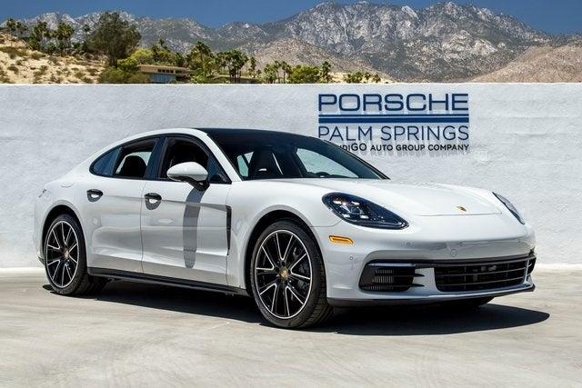 2019 Porsche Panamera Gts Palm Springs Ca