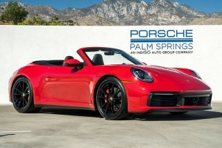 2020 Porsche 911 Carrera 4s Executive Demo In Palm Springs Ca Palm Springs Porsche 911 Porsche Palm Springs
