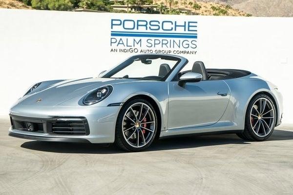 Porsche Carrera S >> 2020 Porsche 911 Carrera S Cabriolet