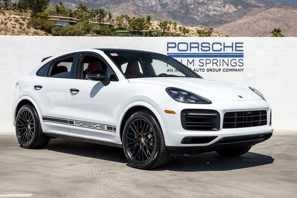 2020 Porsche Cayenne S Coupe In Palm Springs Ca Palm Springs Porsche Cayenne Porsche Palm Springs
